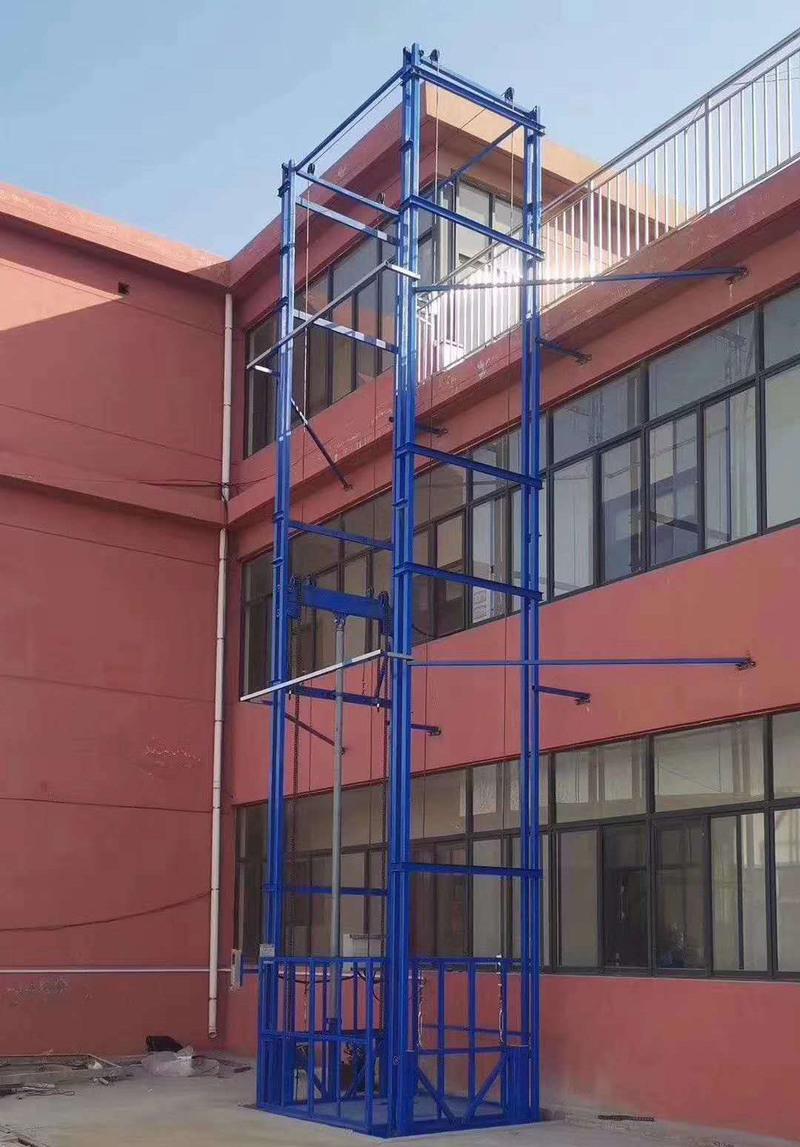 工厂室外雷竞技靠谱吗货梯